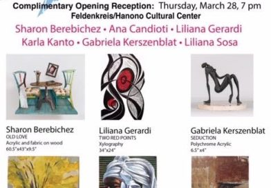 Artistas Argentinas en International Women's Month Art Exhibition