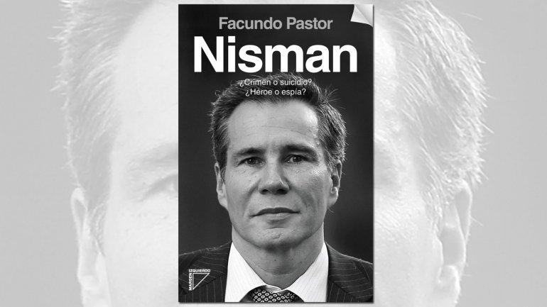 """Facundo Pastor presenta su libro """"Nisman""""."""