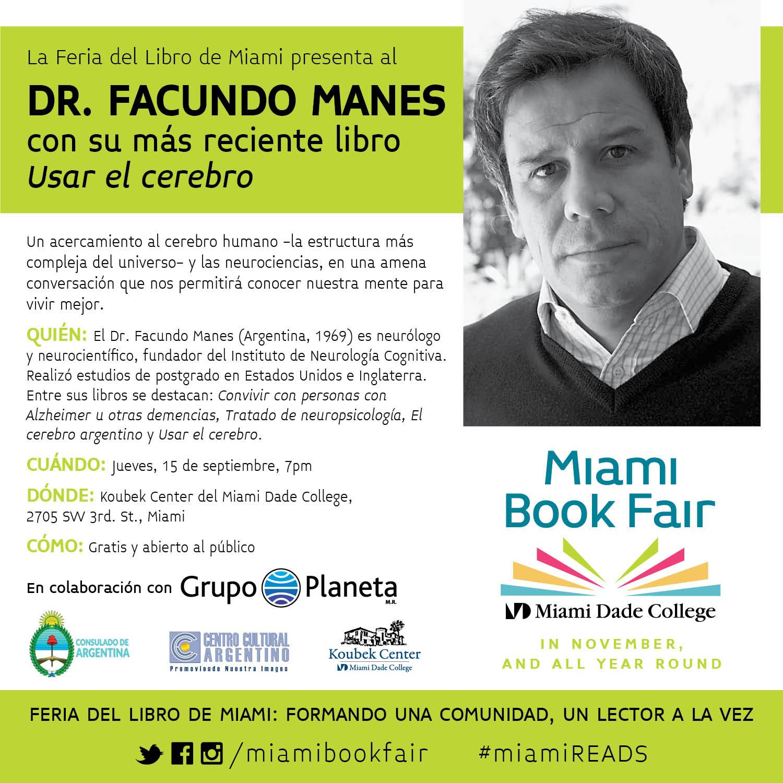 Facundo Manes Sept. 15