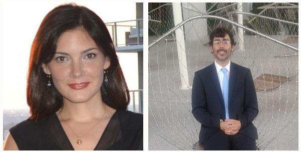 Pedro Sonderéguer y Dalina Alonso - Momentos en Nueva York