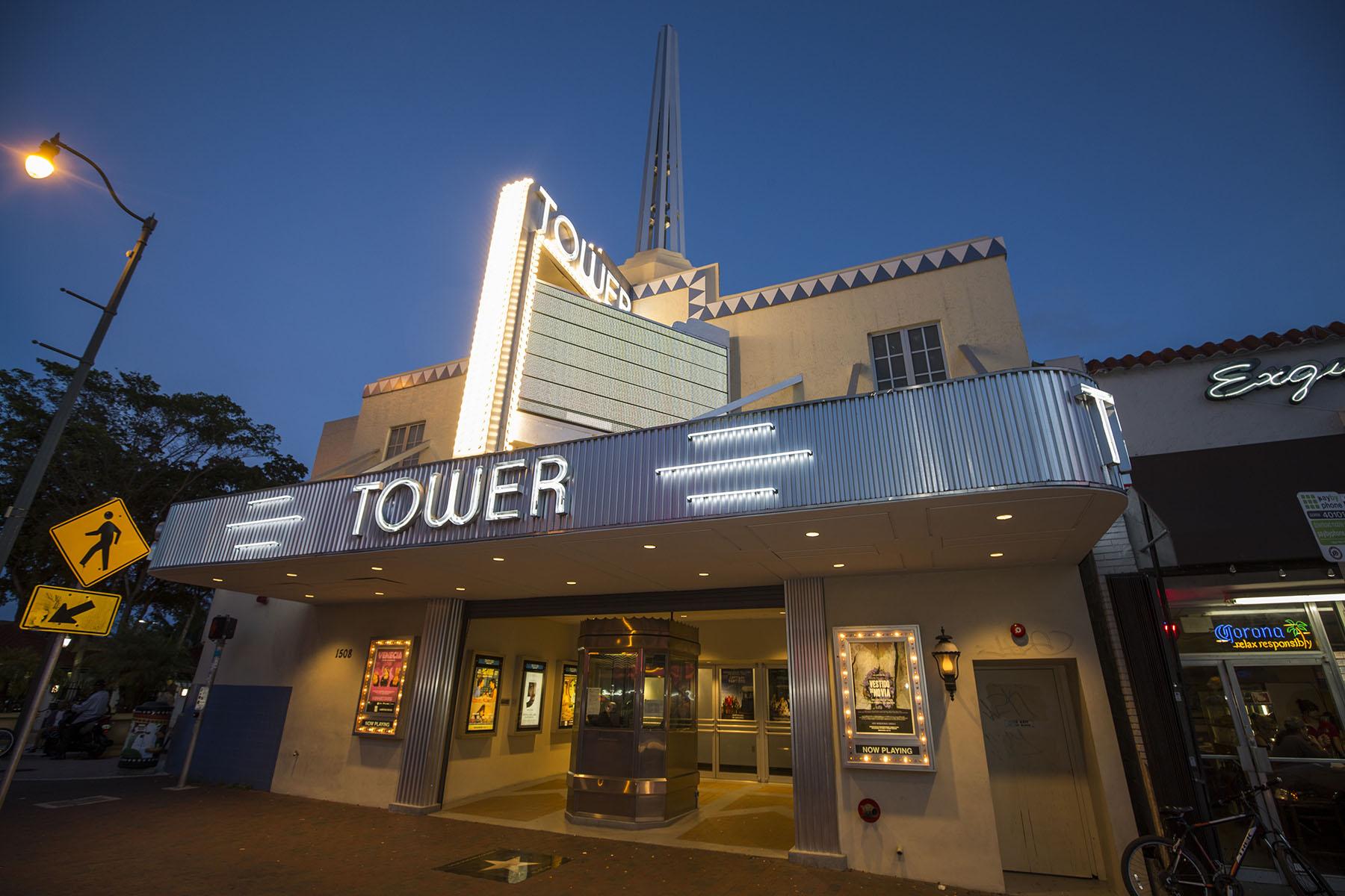 Tres películas argentinas en el Tower Theatre Cine argentino en Miami