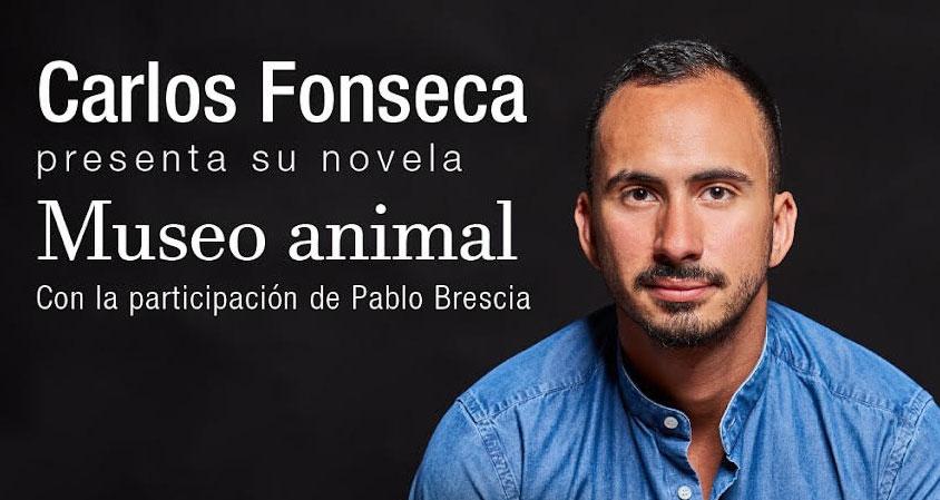 El escritor Pablo Brescia en Miami.