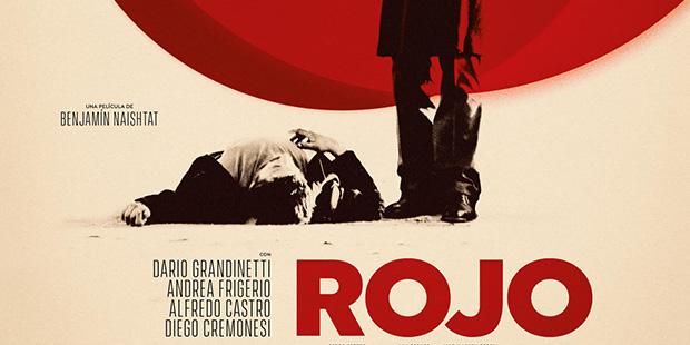 Rojo, dirigido por Benjamín Naishta