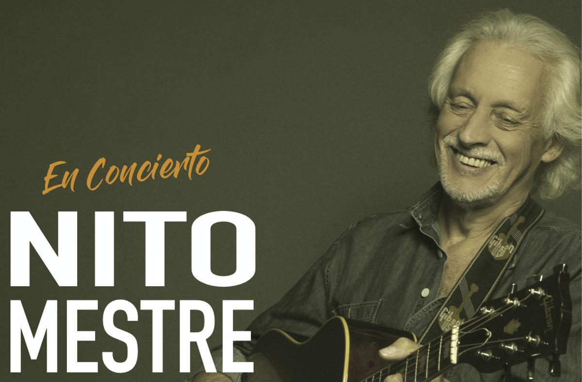 Nito Mestre en concierto