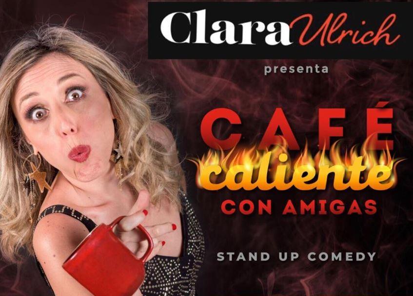 Clara Ulrich presenta: Café caliente con amigas