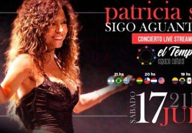 Patricia Sosa: Sigo Aguantando